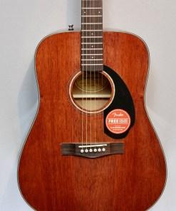 Fender CD-60S All Mahagoni Folkgitarre in Berlin Guitars Shop