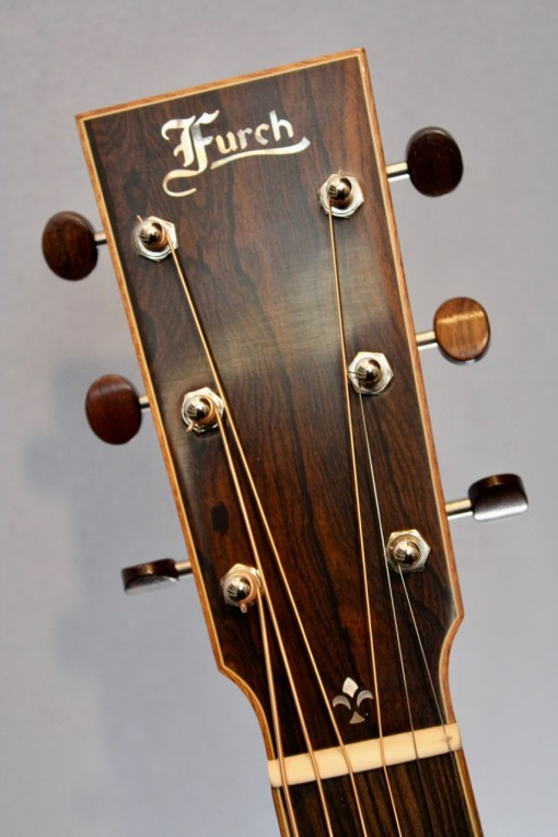 Furch OM35-AG Custom Shop Westerngitarre 1