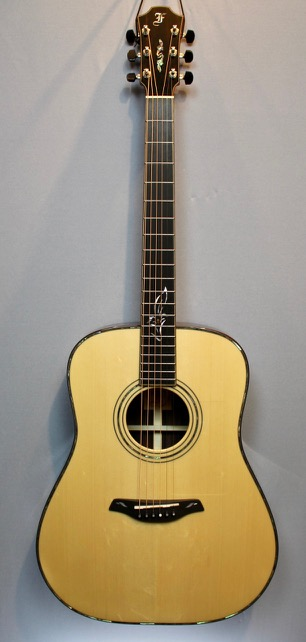 Furch D 25-LR Custom Shop Westerngitarre 4