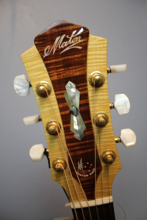 Maton W.A. MAY Westerngitarre Berlin 1