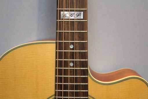 Maton EBG808TEC Gitarre Berlin 12