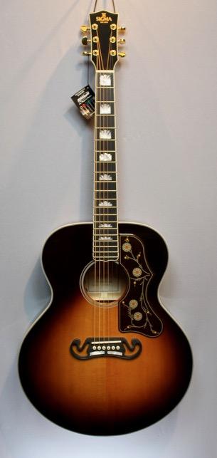 Sigma GJA-SG200 Westerngitarre 4