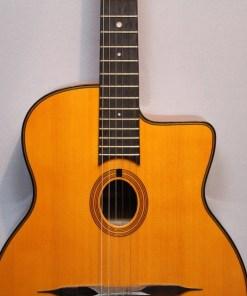 Saga Gitane DG250 Selmer Style Jazz Guitar