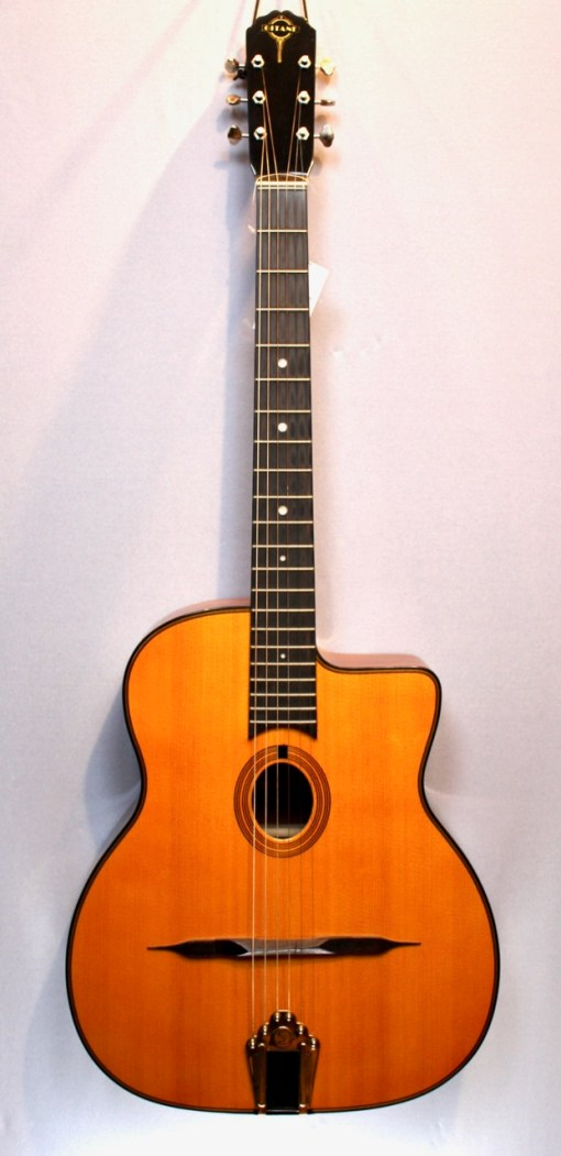 Saga Gitane DG250 Selmer Style Jazz Guitar 2