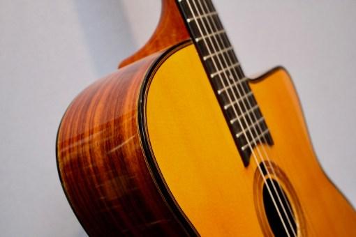 Saga Gitane DG250 Selmer Style Jazz Guitar 1