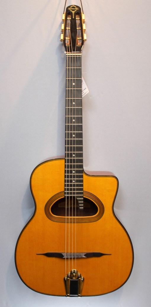 Saga Gitane D500 Gypsy Jazz Guitar 3