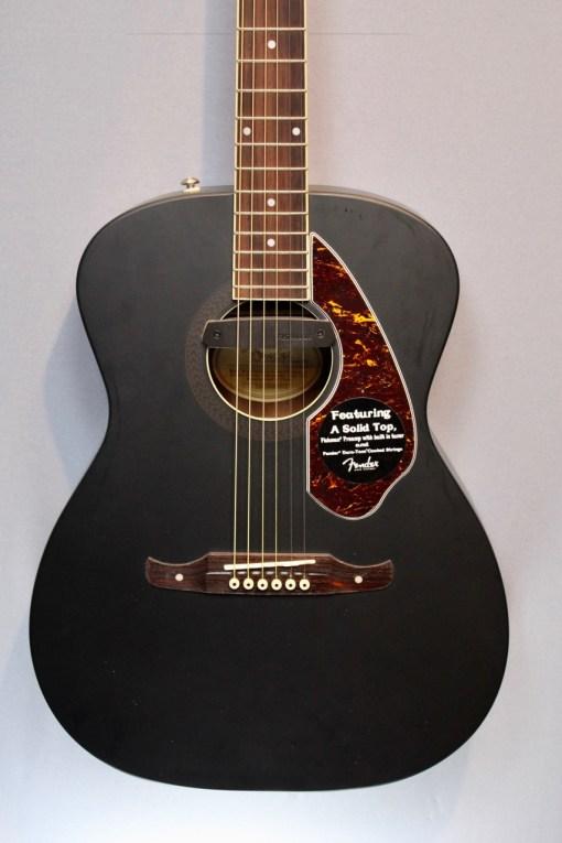 Fender Tim Armstrong DLX Akustikgitarre 4