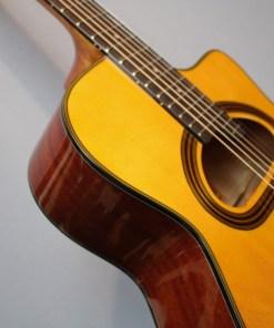 Richwood RM-140-NT Jazz Gitarre Selmer Style - Hot Club 1