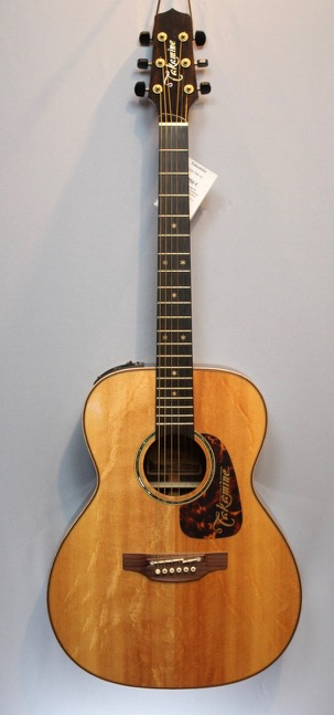 Takamine TLE-M1 Limited Edition Westerngitarre 3
