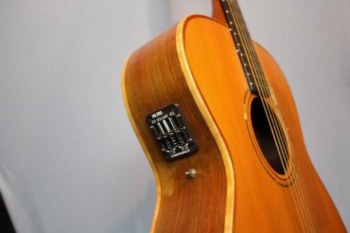 K.Yairi FY 65 P Westerngitarre 3