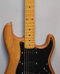 Berlin Custom Guitars O-Caster Ash 4