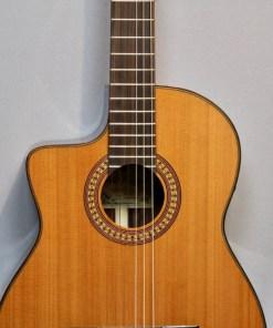 Salvador Cortez CC60-CE Konzertgitarre für Linkshänder Guitar Shop