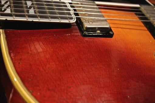 Gibson Super 400 Vintage 11