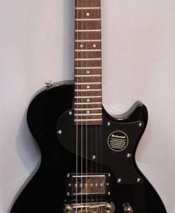 Richwood REC 410 Retro II black Berlin Guitarshop
