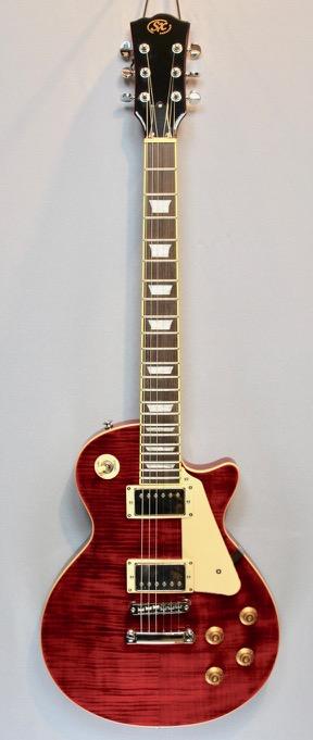 SX EF3D TWR E-Gitarre 2
