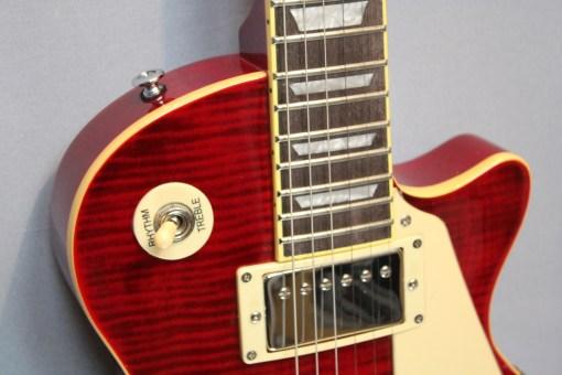 SX EF3D TWR E-Gitarre 1
