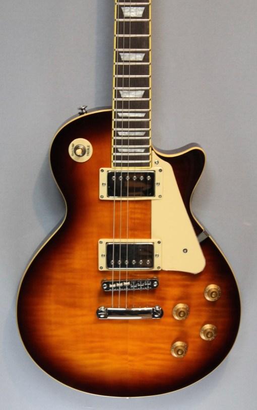 SX EF3D DS E-Gitarre 3