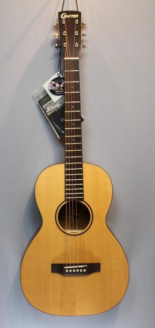 Crafter ES-PE Parlour Gitarre< 3