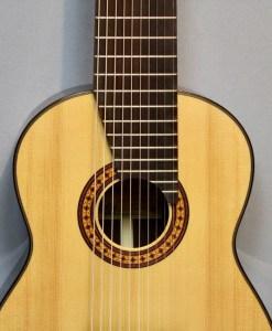 Salvador Cortez CS-60-10 10 saitige Classic Gitarre