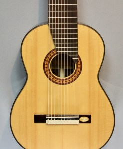 Salvador Cortez CS-60-10 10 saitige Classic Gitarre 4