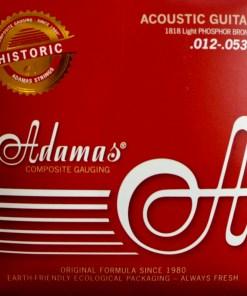 Adamas 1818 Saitenset für Westerngitarre im Guitar Shop