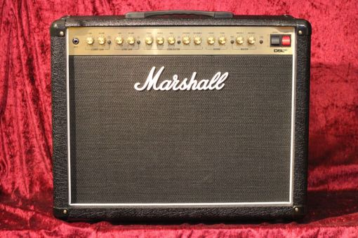 Marshall DSL40CR im Guitar Shop