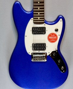 Fender Squier Bullet Mustang HH IMPB 2