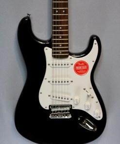 Fender Squier Bullet Strat HT SSS BK 2
