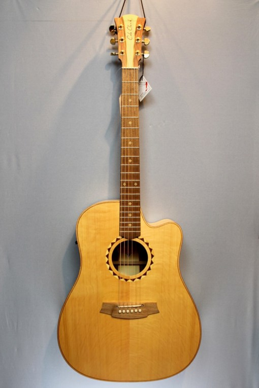 Cole Clark FL2EC HSBB-LTD Folkgitarre