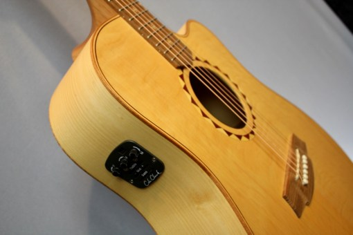 Cole Clark FL2EC HSBB-LTD Folkgitarre 2