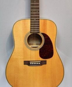 Sigma Guitars DR1-HST Folk Gitarre 4