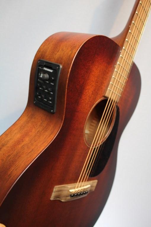 Martin Guitars 000-15M Burst PU Folkgitarre mit Tonabnehmer 2