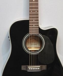 SIGMA DMC-1STE-BK Western-Gitarre 4