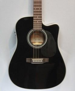 SIGMA DMC-1STE-BK Western-Gitarre 3