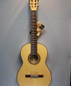 La Mancha Amber Flamencogitarre 4