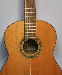 Salvador Cortez CC-10-SN Senorita 7/8 Konzertgitarre Schülergitarre