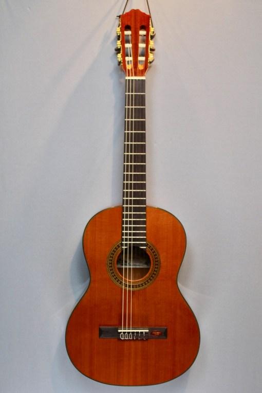 Salvador Cortez CC-10-SN Senorita 7/8 Konzertgitarre 1