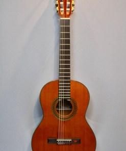 Salvador Cortez CC-22-SN Konzertgitarre Senorita Massive Zeder 7//8 Gitarre