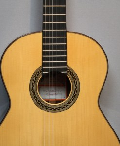 Ramirez RB Spruce 650 Konzertgitarre 5