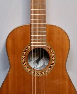 Höfner HC504 1/2 Konzertgitarre für Anfänger