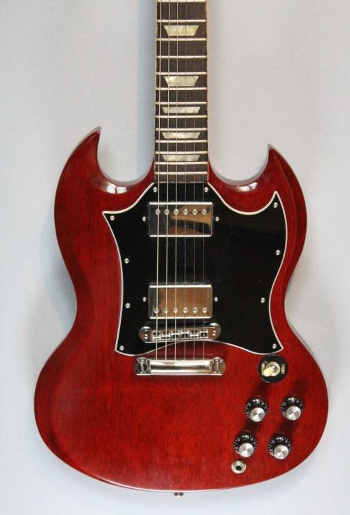 Gibson SG Standard gebraucht 2008 5