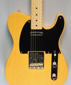 Fender American Original 50s Telecaster MN BTB 3
