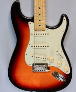 1994 USA Fender Stratocaster 40th anniversary gebraucht 5