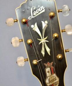 Levin Jazzgitarre Modell 325 1959 6