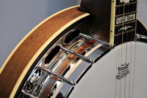 Gold Tone Orange Blossom 5 String Banjo 4