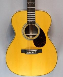 Martin Guitars OMJM John Mayer Westerngitarre 9