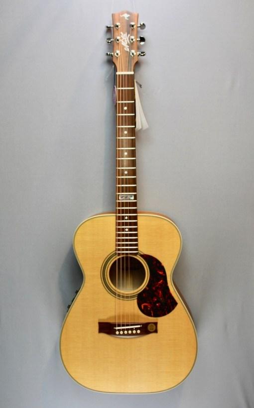 Maton EBG 808 TE Westerngitarre 5