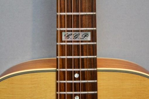 Maton EBG 808 TE Westerngitarre 4