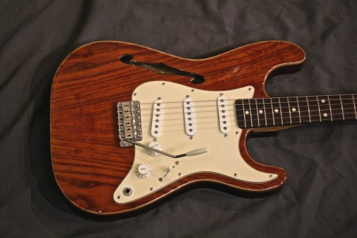 Berlin Custom Guitars O-caster