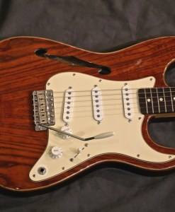 Berlin Custom Guitars O-caster